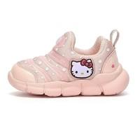 Hello Kitty 凯蒂猫 女童毛毛虫运动鞋