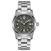 HAMILTON 汉米尔顿 卡其野战系列 H70605163 男士手表