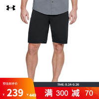 UNDER ARMOUR 安德玛 官方UA Fish Hunter男子运动短裤Under Armour1304648 黑色001 32