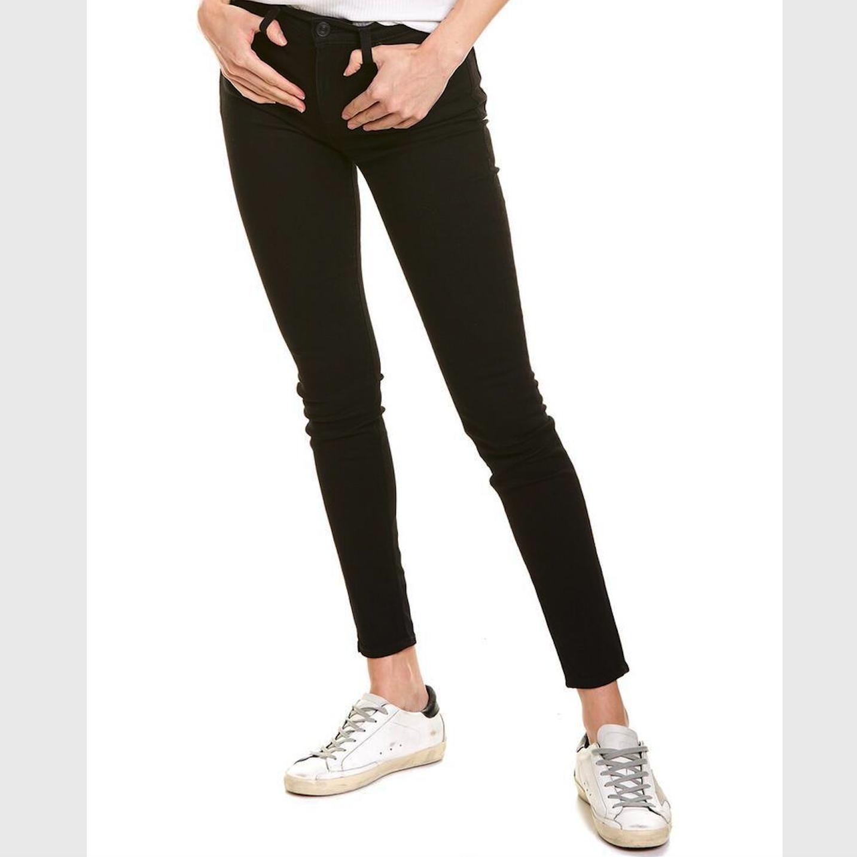 女士修身牛仔裤