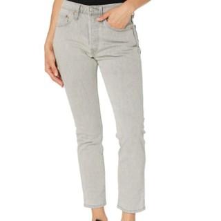 Levi's 李维斯 女士501修身牛仔裤