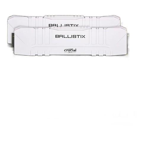 Crucial 英睿达 DDR4 3200MHz 台式机内存条 16GB(8GBX2)套条