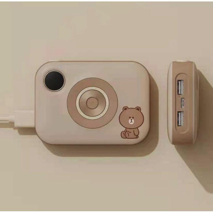 line-w8 便携无线充电宝 10000mAh