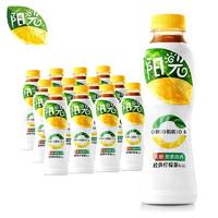Coca-Cola 可口可乐 阳光无糖柠檬味茶饮料  500ml*12瓶