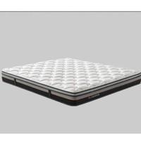 薇娅热播:Sleemon 喜临门 4DPro 乳胶椰棕软硬两用床垫 舒睡版 180*200*25cm