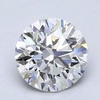 Blue Nile 1.20克拉圆形切割钻石