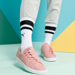 PUMA 彪马 Basket 网眼透气休闲鞋女式运动鞋板鞋女鞋