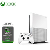 Microsoft 微软 Xbox One S/X 1TB家用游戏机 4K游戏机国行Xbox One S套装