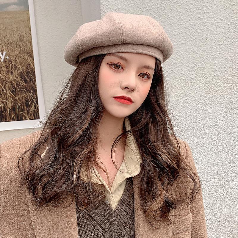 青妮美 女士贝雷帽