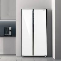 Panasonic 松下 NR-JW60WSB-W 对开门冰箱 570升