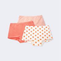 balabala 巴拉巴拉 儿童棉质三角内裤 3条装