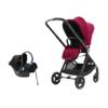 elittile 逸乐途 EMU换向系列 BP168 婴儿推车 经典款