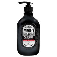 MARO 摩隆 3D蓬松型 男士去屑洗发水 460ml