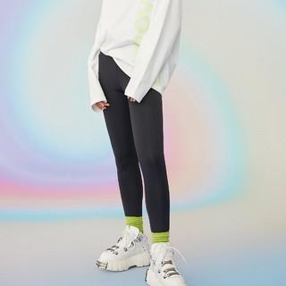ONLY 2021秋季新款提臀运动设计修身弹力版型休闲裤女 121174001