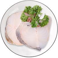 Seamix 禧美海产 真鳕鱼段  3-6块 500g