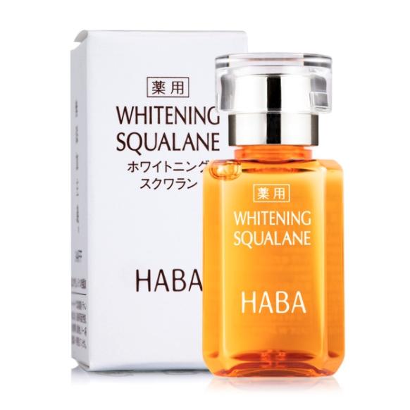 88VIP : HABA 角鲨烷美白美容油 15ml