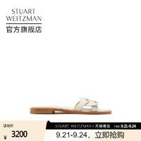 STUART WEITZMAN 斯图尔特·韦茨曼 SW SIERRA FLAT SANDAL 2021夏季新品凉鞋凉拖女夏外穿