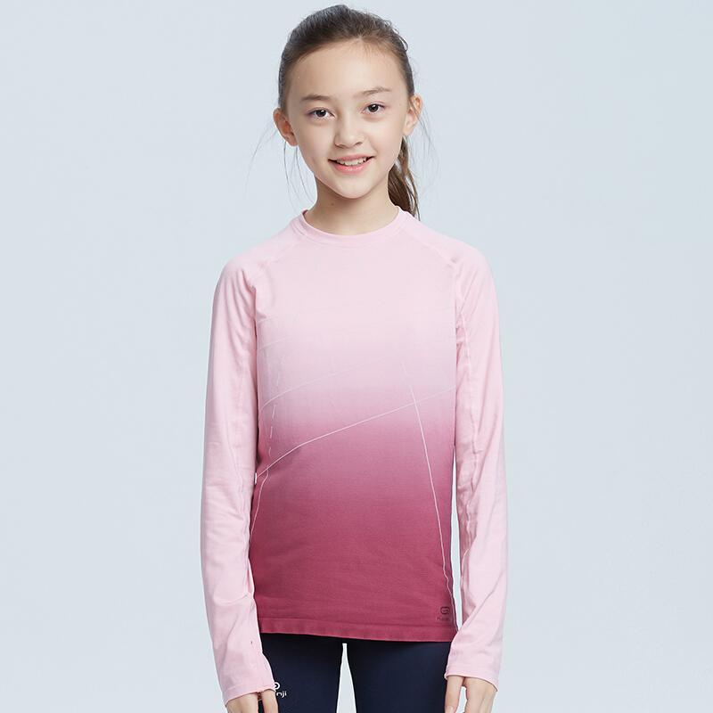 DECATHLON 迪卡侬 2750089 儿童运动T恤