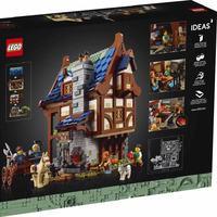 LEGO 乐高 Ideas系列 21325 中世纪铁匠铺