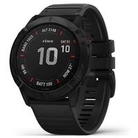 GARMIN 佳明 Fenix 6X PRO GPS户外运动手表 黑色 英文版