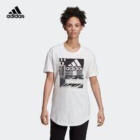 adidas 阿迪达斯 ED6173 女款运动短袖T恤