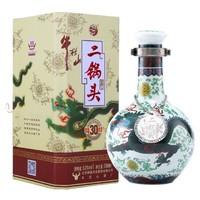 Niulanshan 牛栏山 二锅头 珍品30年青龙 53度 清香型白酒 500ml