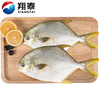 XIANGTAI 翔泰 国产海南金鲳鱼   700g(2条)