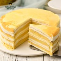 猫叔猫山王 榴莲千层蛋糕 500克