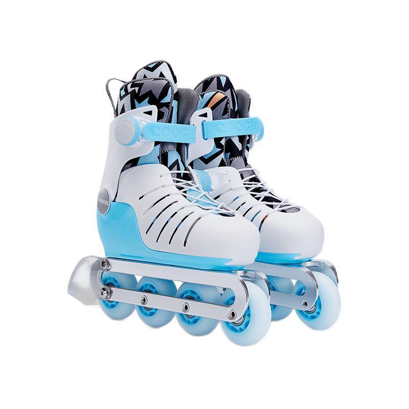 COOGHI 酷骑 勇敢竞技家系列 儿童轮滑鞋
