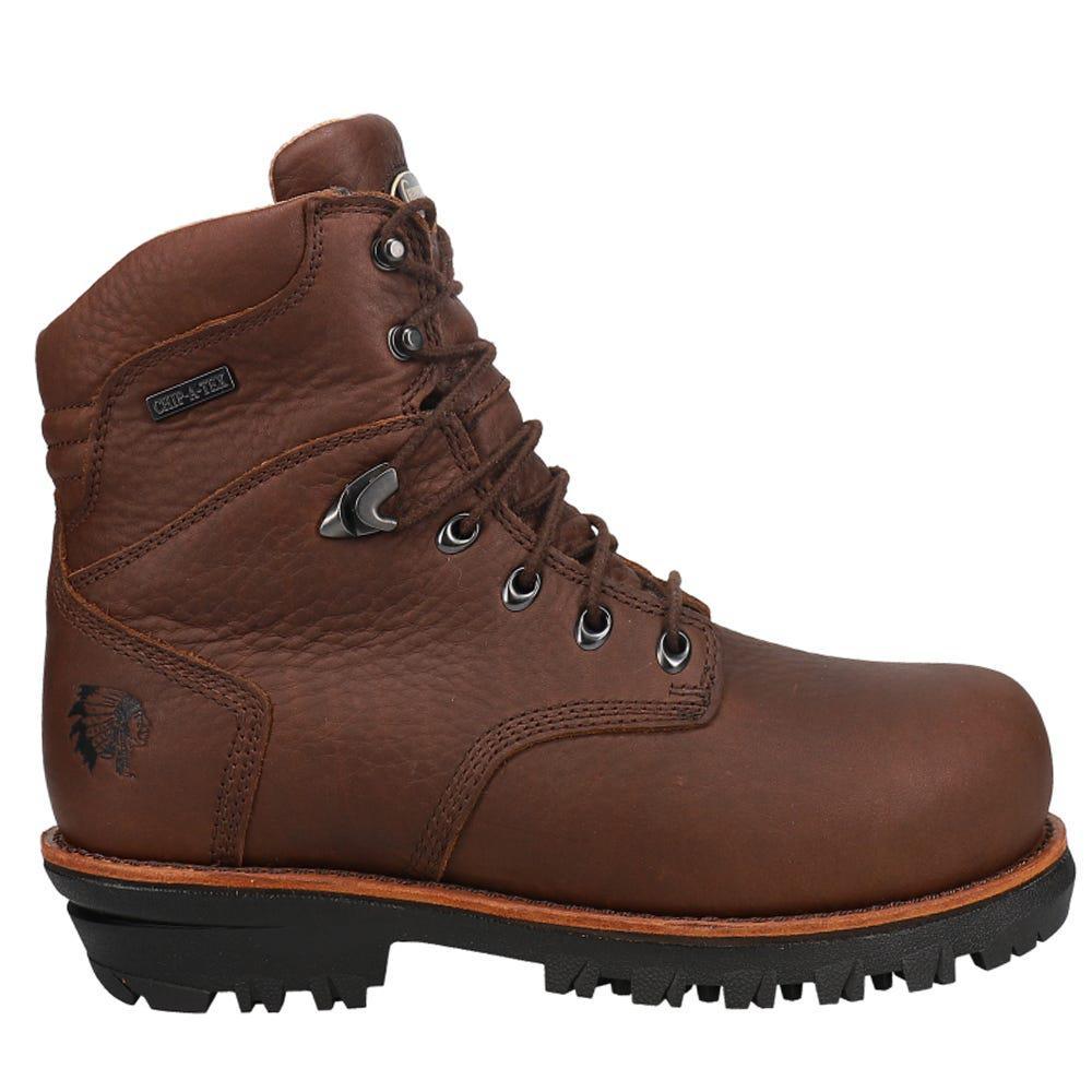 限新用户 : CHIPPEWA 齐佩瓦 Honcho 男士防水复合工装靴
