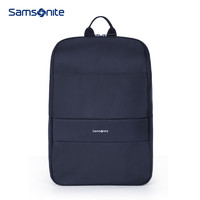 Samsonite 新秀丽 双肩包时尚轻盈旅行包耐磨双肩背包男商务办公大容量电脑包