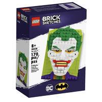 LEGO 乐高 积木素描系列 40428 小丑肖像