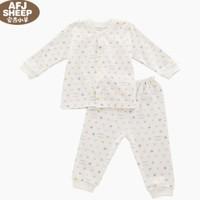 安吉小羊 儿童夏季睡衣套装