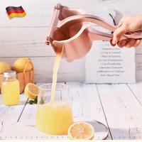 moosen 慕馨 家用手动榨汁机 玫瑰金(关注得榨汁袋3个+夹子)