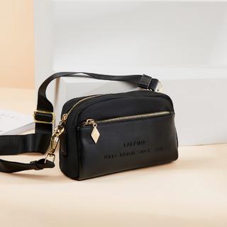 L'ALPINA 阿尔皮纳袋鼠 女包新款经典女士包包相机包尼龙帆布斜挎包小包