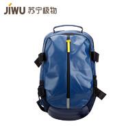 JIWU 苏宁极物 时尚机能城市休闲双肩背包旅行包登山包