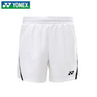 YONEX 尤尼克斯 羽毛球服女士短裤YY速干裤子比赛训练运动裤五分220211BCR