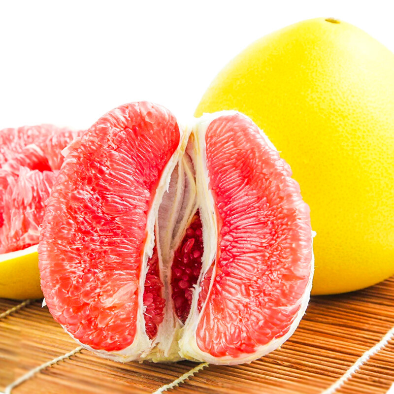 福建漳州红心蜜柚柚子 9斤