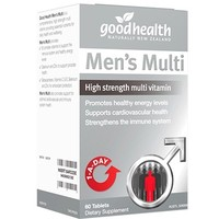 goodhealth 好健康 男士复合维生素 60片
