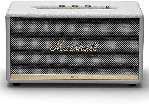 Marshall 马歇尔 Stanmore II 无线蓝牙扬声器 白色