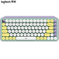 logitech 罗技 POP KEYS 泡泡无线机械键盘 87键