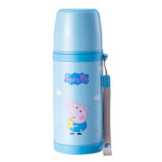 TAFUCO 泰福高 小猪佩奇304不锈钢儿童保温杯 T4001-蓝色 360ml