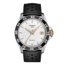 TISSOT 天梭 V8系列 男士自动机械手表 T106.407.26.031.00