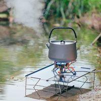 火枫野火炉头户外炉具防风野炊便携煤气炉分体式野营炊具非卡式炉