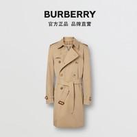 BURBERRY 男装 肯辛顿版型 Trench 风衣 80280911 蜜色  44