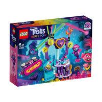 LEGO 乐高 魔发精灵世界之旅系列 41250 电音礁舞会