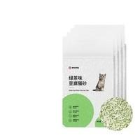 J.ZAO 京东京造 绿茶味豆腐猫砂 2.6kg*4