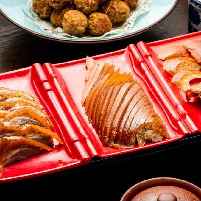 北京5店可用,168元抢羲和烤鸭双人套餐