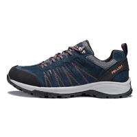 PELLIOT 伯希和 户外低帮登山徒步鞋男女耐磨旅行沙爬山越野鞋 藏蓝色升级款 40