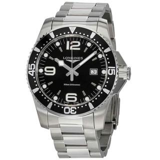 LONGINES 浪琴 康卡斯潜水系列 男士石英表  L38404566